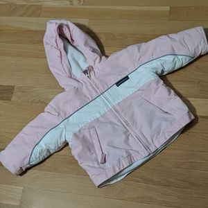 Lands End light pink jacket / coat